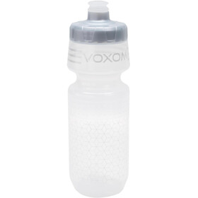 Voxom F1 Drink Bottle 710ml transparent/silver